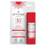 Attitude Bâton Solaire Minéral Visage Sans Fragrance - FPS 30