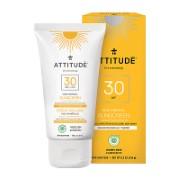 Attitude Crème Solaire 100% Minéral FPS 30 - Tropical