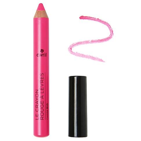 Avril Crayon Rouge à Lèvres Rose Bonbon