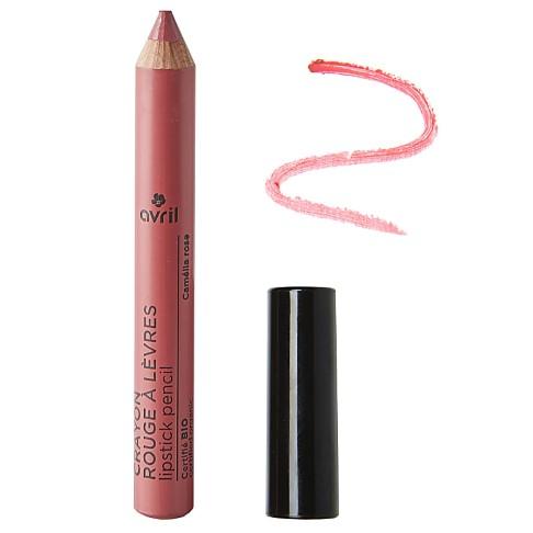 Avril Crayon Rouge à Lèvres Rose Indien