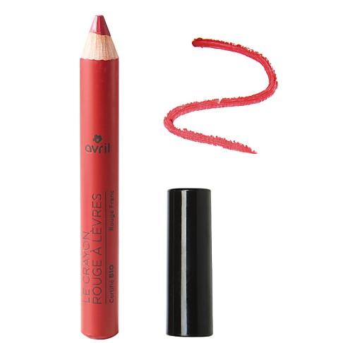 Avril Crayon Rouge à Lèvres Vrai Rouge