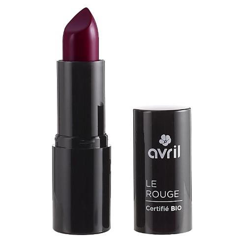 Avril Rouge à Lèvres Grenat