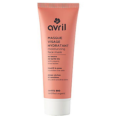 Avril Masque Visage Hydratant (peau sèche & sensitive)
