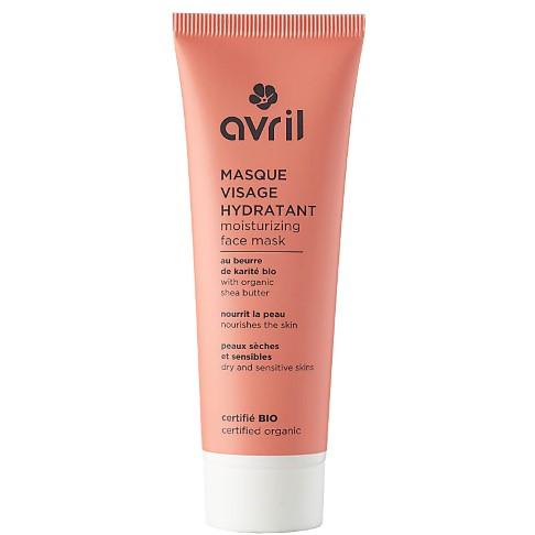 Avril Masque Visage Hydratant (peau sèche & sensitive)