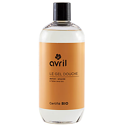 Avril Gel Douche Abricot-Amande