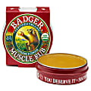 Badger Balm - Baume Décontractant Musculaire - Muscle Rub