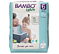 Bambo Nature Couches Jetables - XL Plus - Taille 6 (22 couches)