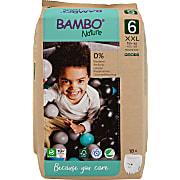 Bambo Nature Culottes d'Apprentissage - XL - Taille 6 (Paquet de 18)