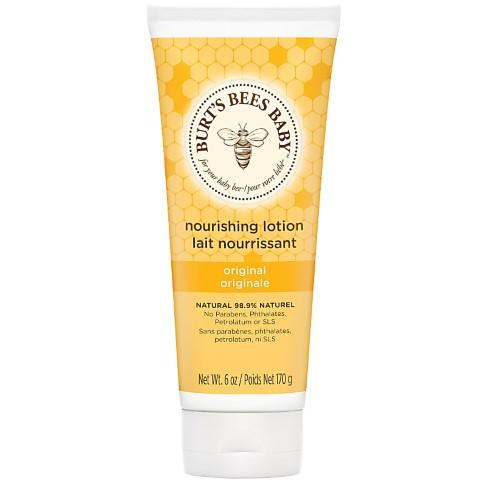 Burt's Bees - Baby Bee - Lait Nourrissant