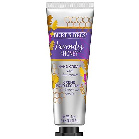 Burt's Bees Crème pour les Mains Lavande et Miel