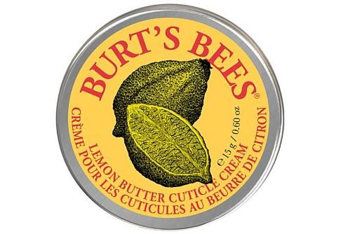 Burt's Bees - Crème pour Cuticules au Beurre de Citron