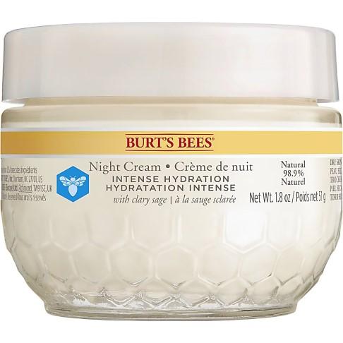 Burt's Bees - Crème de Nuit