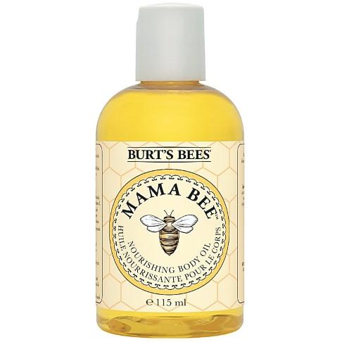 Burt's Bees - Mama Bee - Huile Nourrissante pour le Corps à la Vitamine E