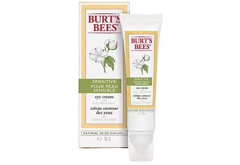 Burt's Bees  - Crème Contour des yeux - Gamme Sensitive