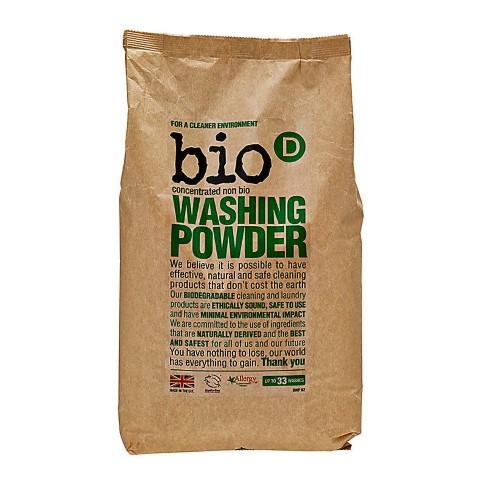 Bio-D Lessive en Poudre 2kg