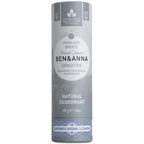 Ben & Anna Déodorant Sensitive - Highland Breeze
