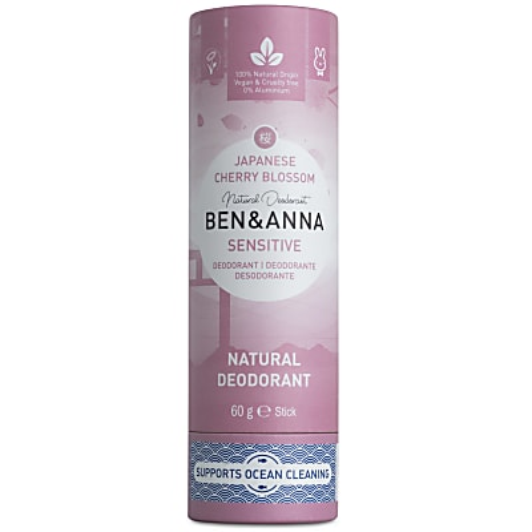 Ben & Anna Déodorant Sensitive - Cherry Blossom