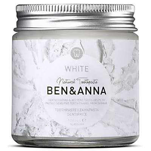 Ben & Anna Dentifrice Whitening
