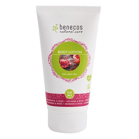 Benecos Lotion Corps - Grenade & Rose