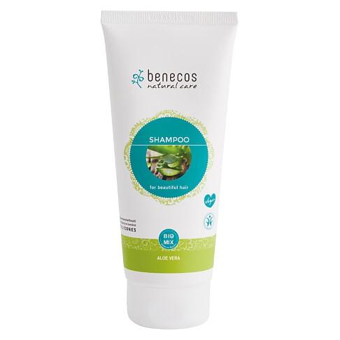Benecos Shampooing Aloe Vera