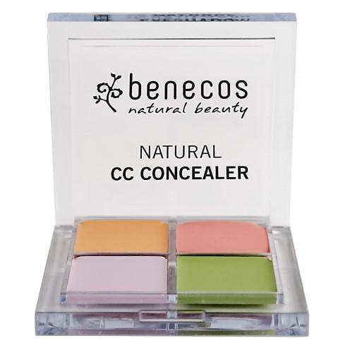 Benecos Correcteur de Teint Naturel - 4 Couleurs