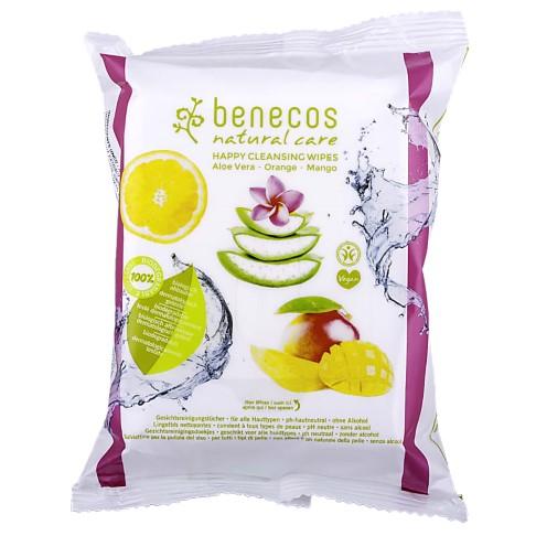 Benecos Lingettes Nettoyantes