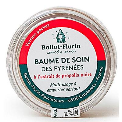 Ballot Flurin - Baume de soin des Pyrénées 7 ml - Version Pocket
