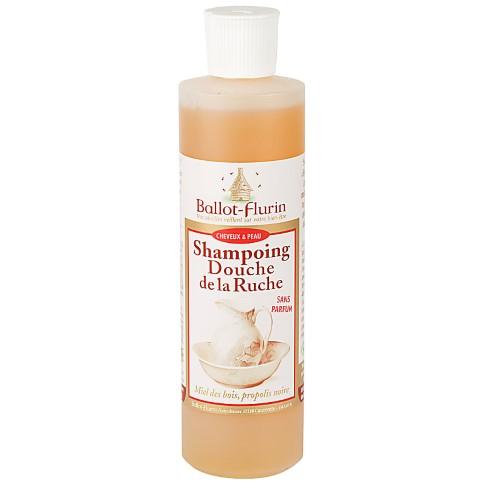 Ballot Flurin - Shampooing Douche Miel - Assainissant et Doux