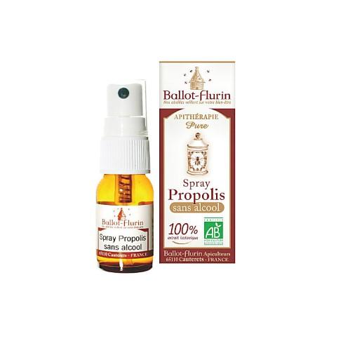 Ballot Flurin -  Spray Propolis sans alcool