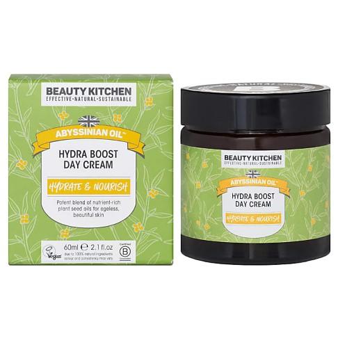 Beauty Kitchen Hydra Boost Crème de Jour à l'Huile d'Abyssinie 60ml