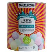 Beauty Kitchen Édition Limitée de bombes de bains arc-en-ciel mini 15X10G