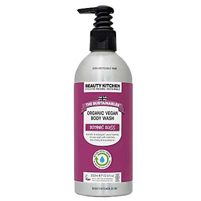 Beauty Kitchen The Sustainables Botanic Bliss Gel Douche Végétal 300ml