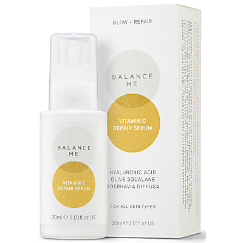 Balance Me Glow & Repair - Sérum Visage Réparateur avec Vitamine C