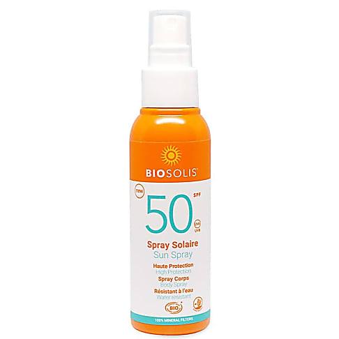 Bio Solis Spray Solaire SPF50