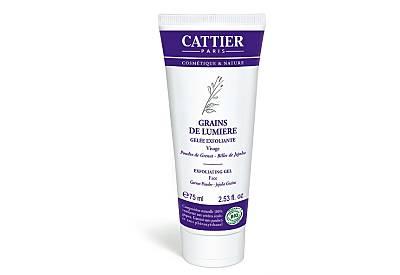 Cattier-Paris - Gelée Exfoliante - Grains de Lumière - 75 ml