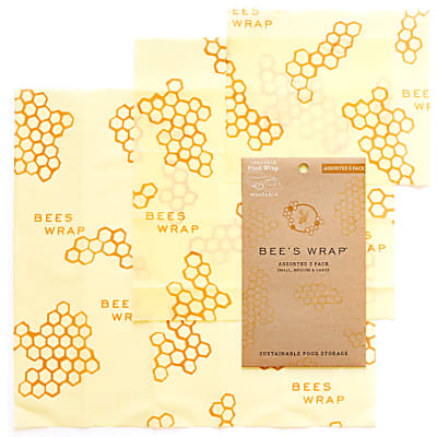 Bee's Wrap Assortiment Petite+Moyenne+Large