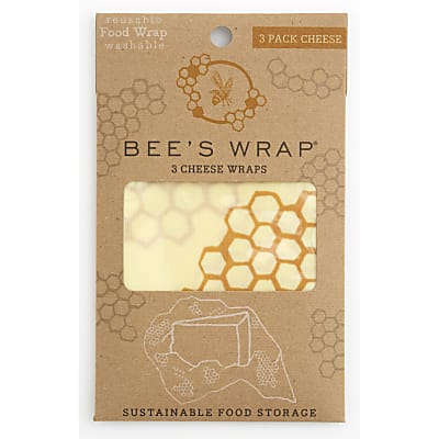 Bee's Wrap Fromage (Lot de 3)