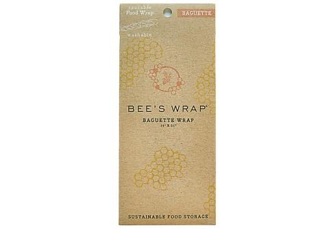 Bee's Wrap Emballage à Baguette 35,5 x 66 cm
