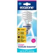 Ecozone - Ampoule Eco Lumière du Jour 60W