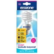 Ecozone - Ampoule Eco Lumière du Jour 100W (baïonnette)