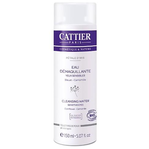 Cattier-Paris Solution micellaire démaquillante visage, yeux et lèvres - Perle d'Eau