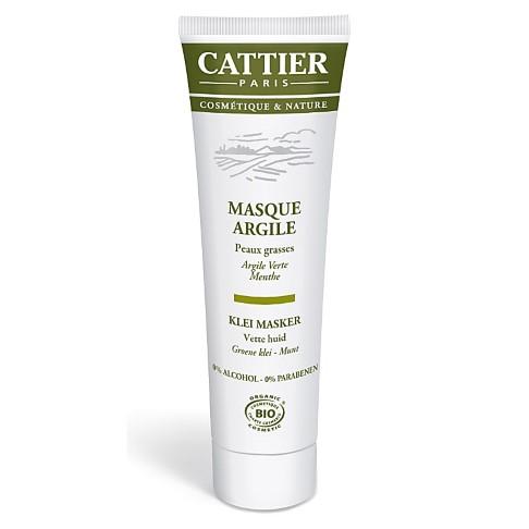 Cattier-Paris Masque Argile Verte