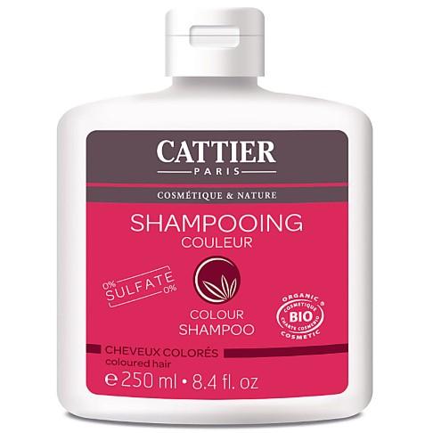 Cattier-Paris Shampoing Couleur (cheveux colorés)