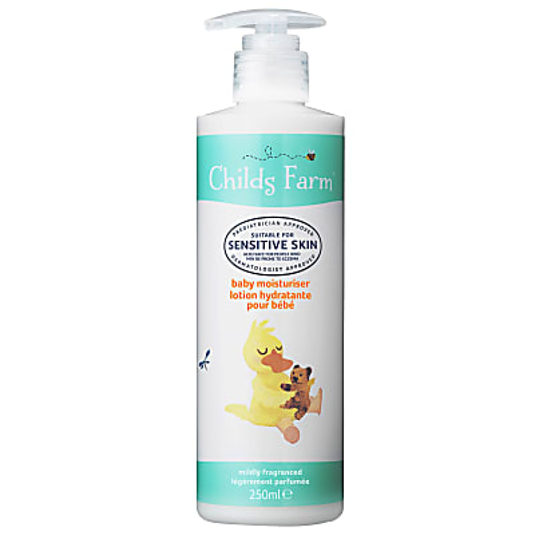 Childs Farm Crème Hydratante pour Bébés avec Parfum Moyen