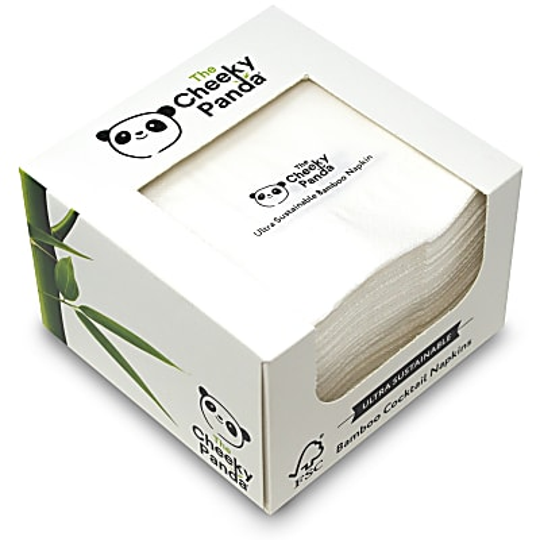 The Cheeky Panda Serviettes Cocktail (100 unités)
