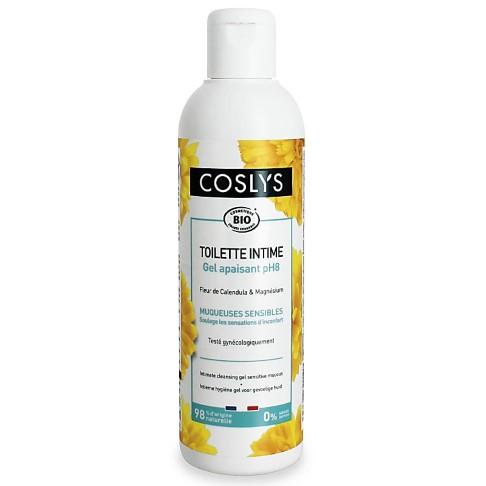 Coslys Gel Apaisant pH8 Toilette Intime 250ml