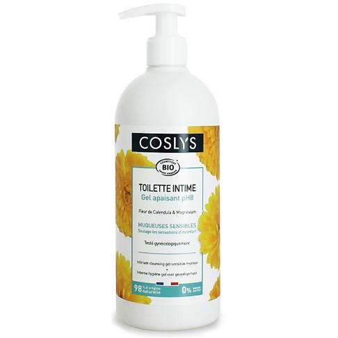 Coslys Gel Apaisant pH8 Toilette Intime 500ml