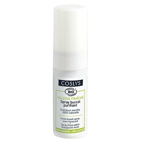 Coslys Spray Buccal Purifiant Fraîcheur Menthe