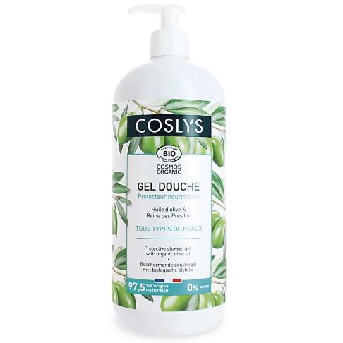 Coslys Gel Douche Protecteur Olive 1L