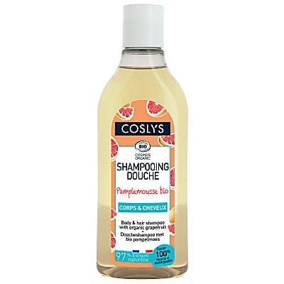 Coslys Shampooing Douche Pamplemousse 250ml